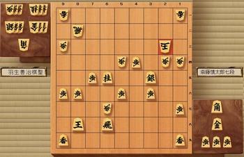 第88期棋聖戦5番勝負 第1局 羽生棋聖の勝ち.jpg